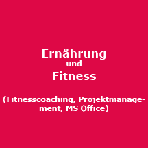 fitness USeite - Projektmanagement - Präsentationstechnik