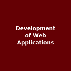 development web applications - Development of Web Applications