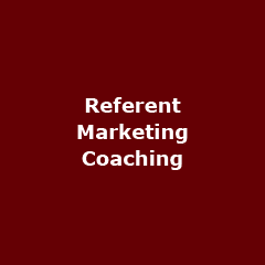 Referent für Marketing und Coaching