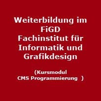 Kursmodul Photoshop, InDesign und CorelDRAW