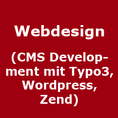 CMS Development – Management von CMS