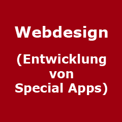 special apps - CMS Development mit PHP