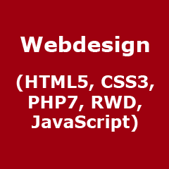 webdesign - CMS Development mit PHP