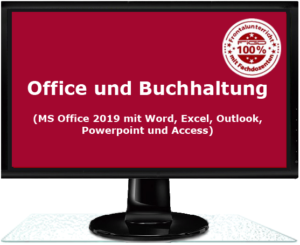Office schmal 300x245 - E-Business in Office 2019 (Word, Excel,...)