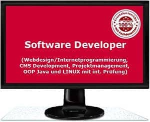 FiGD Software Developer schmal - Software Developer / Consultant