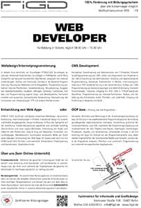 FiGD web developer Info klein - Aufbautraining JavaScript - jQuery